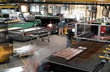 Multiple Lasers used at Schebler Specialty Fabrications