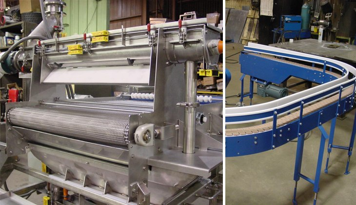 Turnkey unit at Schebler Specialty Fabrications