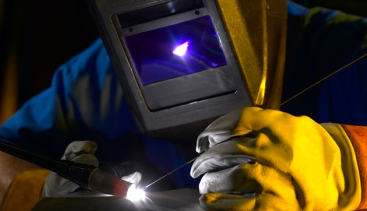Custom cut, forming and welding of high-temperature alloy at Schebler Specialty Fab