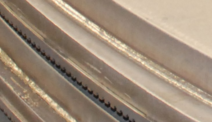 thick material profile at Schebler Specialty Fabrications