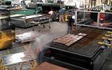 Laser cutting at Schebler Specialty Fabrication thumbnail